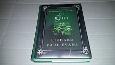 The Gift by Richard Paul Evans (2007, Hardcover) SIGNED 1st/1st