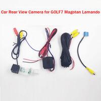 AV Input RCD330 Rückfahrkamera Einparkhilfe für VW GOLF7 Magotan Lamando