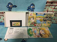 Wagamama Fairy Mirmo de Pon! Game Boy Advance Japan Nintendo boxed set