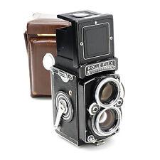 Rollei Rolleiflex 2.8E TLR Camera w/ Schneider Xenotar 80mm F/2.8 Lens