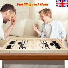Fast Sling Puck Game Paced SlingPuck Winner Board Toy Games For Famliy & Child