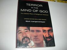 """TERROR IN THE MIND OF GOD"" Religious violence terrorism Watchtower research"