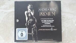 Andrea Berg - Zwischen Himmel & Erde - Premium-Box - CD, DVD + Booklet- sehr gut