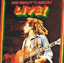CD de musique rock reggae bob marley