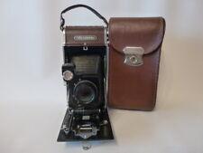 MOMENT Rare USSR Russian Instant Camera T-26 lens #5404595