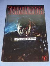 The Terminator Tempest Trade Paperback 1991 John Arcudi Chris Warner Paul Guinan