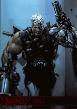 CABLE / Marvel Greatest Heroes (2012) BASE Trading Card #12