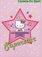 100 HELLO KITTY SUPERSTAR CROMO FIGURINE STICKER VIGNETTE 2009 PANINI
