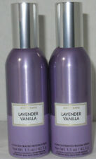 Bath & Body Works Concentrated Room Spray LAVENDER VANILLA Lot Set of 2