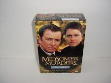 Midsomer Murders - Set 2 (DVD, 2003, 4-Disc Set, Widescreen)
