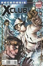 Marvel X-Club comic issue 1