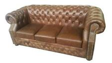 Ledersofa Chesterfield Oxford Sofa Couch Polster Vintage Ledersofa Sofa Couch