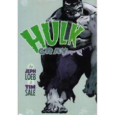 BD comics Marvel Hulk : Gray