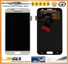 Pantalla LCD completa para Samsung Galaxy S7 SM-G930F BLANCO WHITE GH97-18523D