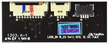 LG EBR76405604 (LA69) IR Sensor 55LA6900-UD 60LA8600-UC 60LA7400-UA 55GA7900-UA