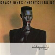 Grace Jones - Nightclubbing 2014 Deluxe Edition Digipak CD