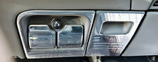 95-99 Chevy Tahoe Silverado Sierra billet power outlet bezel and covers