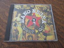 cd album MANO NEGRA best of