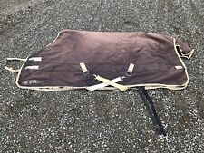 "72"" Kensington Roustabout Heavy Weight Horse Blanket Brown"