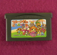 Fruits Mura no Doubutsu-tachi (Nintendo Game Boy Advance GBA, 2003) Japan Import