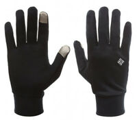 NEW Columbia Omni-Heat Touch Glove Liner BLACK, S-M-L-XL