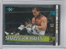 2017 Topps WWE Slam Attax 10th Edition OMG Shawn Michaels