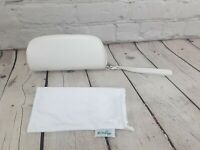 Oakley Holbrook White Leather Zippered Sunglasses Protective Case with Bag