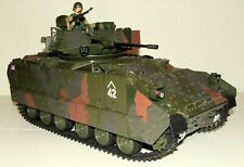 1:18 Unimax Forces of Valor U.S Marines M2A2 Bradley Infantry Fighting Vehicle