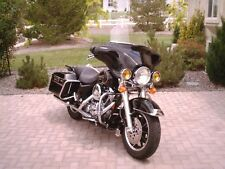 Harley Windshield Touring - 10 in Clear Windshield 1996-2013