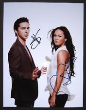 8x10 Photo signed by MEGAN FOX & SHIA LABEOUF, COA, Transformers