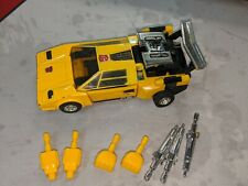 1984 Transformers G1 Sunstreaker Complete with nice joints