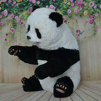 Kim Lu - chinese big realistic Panda Teddy Bears, 16 in OOAK author's,collection