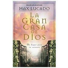 NEW - La gran casa de Dios by Lucado, Max