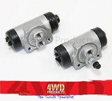 Wheel Cylinder SET - Suzuki Vitara Escudo SWB 3Dr 1.6 (88-8/91)