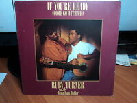 "Ruby Turner ""If You're Ready (Come Go With Me)"" PS 7"""