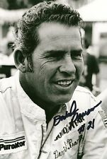 David Pearson signed autograph NASCAR Legend Driver Rare LOOK!!