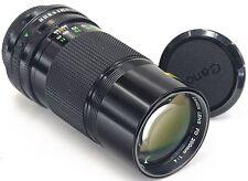 Canon FD 200mm f4