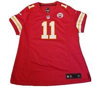 Nike Kansas City Chiefs Alex Smith #11 NFL Women's Football Jersey Size XL