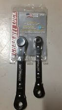 Channellock 841S Ratcheting 8 In 1 Wrench Set