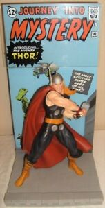 """THOR STATUE 365 /2500 MASTER REPLICAS JOURNEY INTO MYSTERY 83 SIDESHOW 18"""" TALL"""