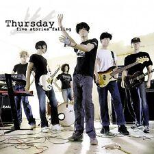 Thursday - Five Stories Falling [EP] (CD, 2002, W/ Bonus Disc, Victory Records)