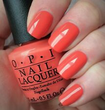 Opi Brazil Toucan Do It If You Try Lt Orange Coral Creme Nail Polish Lacquer A67