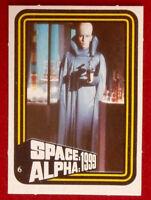 SPACE / ALPHA 1999 - MONTY GUM - Card #6 - Netherlands 1978