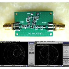 new 433MHz Low Noise Amplifier LNA 400MHz~470MHz frequency