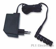 IDEAL POWER    77DE-06-12M    AC/AC Power Supply, Euro, 230 V, 10 W, 12 VAC, 500