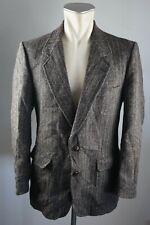 Harris Tweed vintage Sakko jacket Blazer Schurwolle Gr. 42 reg L