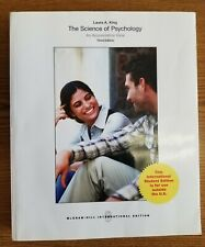 The Science of Psychology : An Appreciative View by King (2013, Paperback)