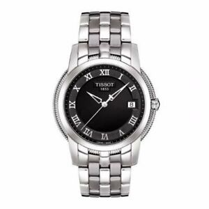 Tissot Swiss Made T-Classic Ballade III Stainless Steel Men's Watch