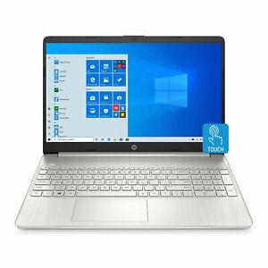 HP Laptop 15-EF023 AMD Ryzen 7 5700U 32GB RAM 1 TB SSD 15.6 WLED Touch Screen