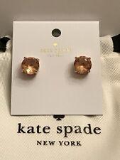 Kate Spade Gumdrop In light peach Earings
